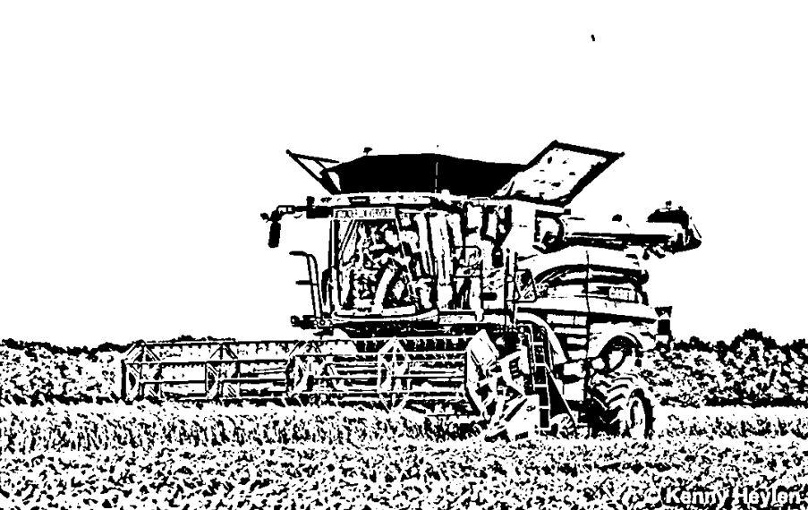 afbeelding tractor deere kleurplaat ausmalbilder